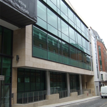 Digges Lane Office Development, Dublin 2