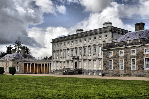 Castletown House - East Wing