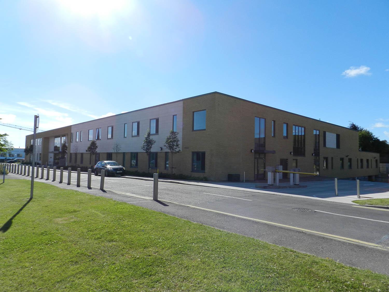 Acute Psychiatric Unit, Cork University Hospital - Brendan Merry