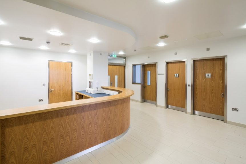 Acute Psycniatric Unit, Beaumont