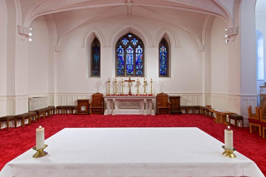 Belvedere Church, Dublin