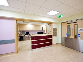 Coombe Hospital - Ward and Bathroom Upgrades
