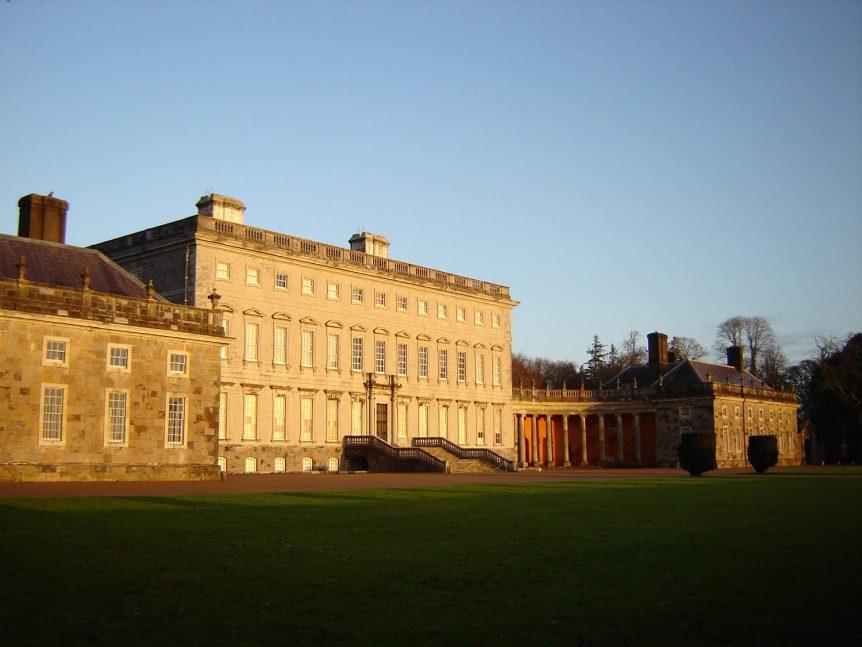 Castletown House - East Wing