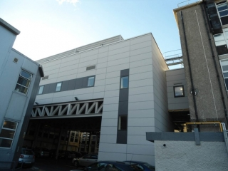 Coombe Hospital - Theatre Delivery Suites Refurbishment