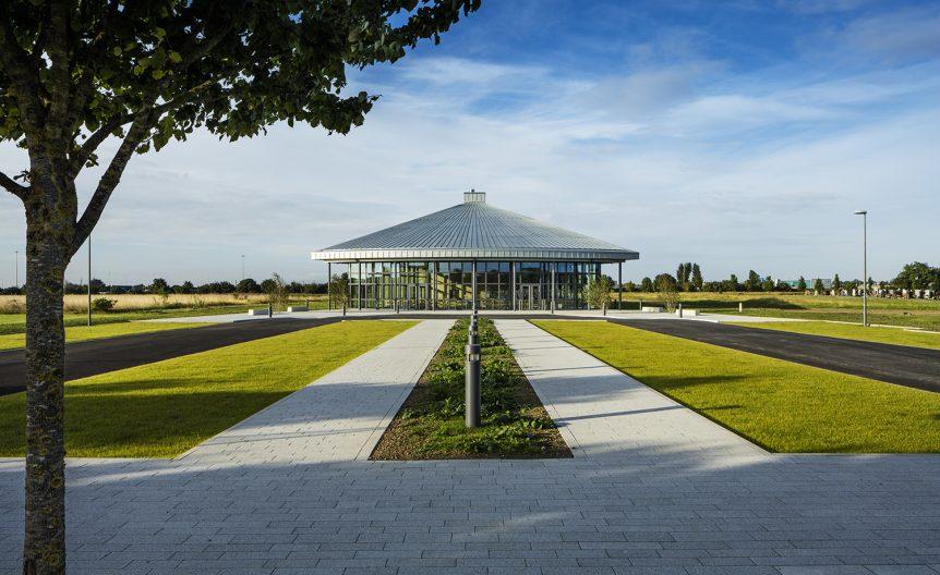 Dardistown Cemetery - Wejchert Architects