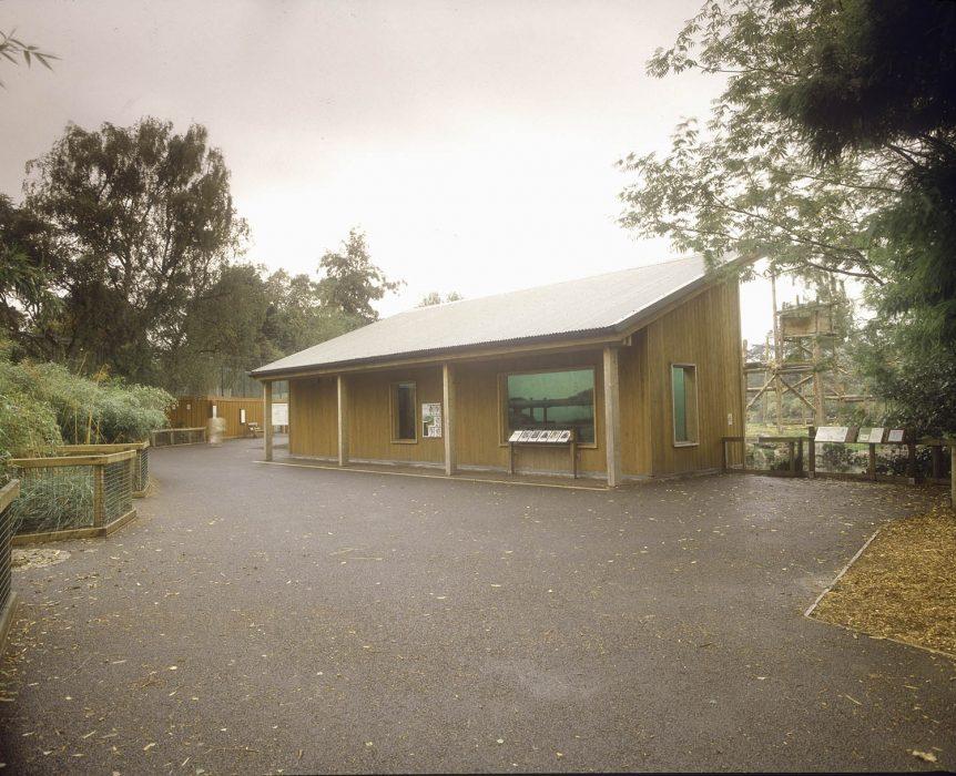 Dublin Zoo Entrance & Retail Unit