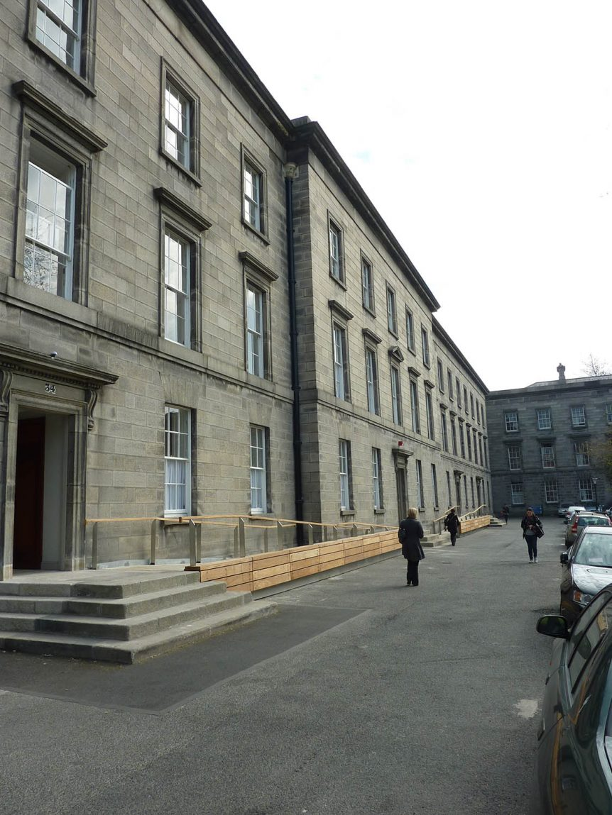 New Square Residences, Trinity College