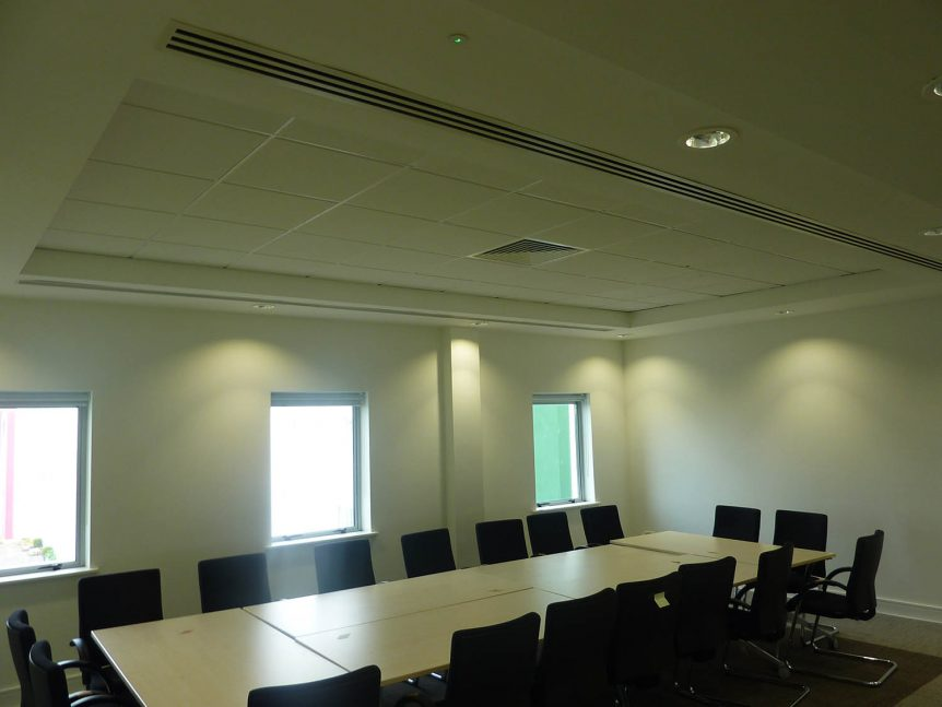Office Fit-Out to R&D Centre Limerick