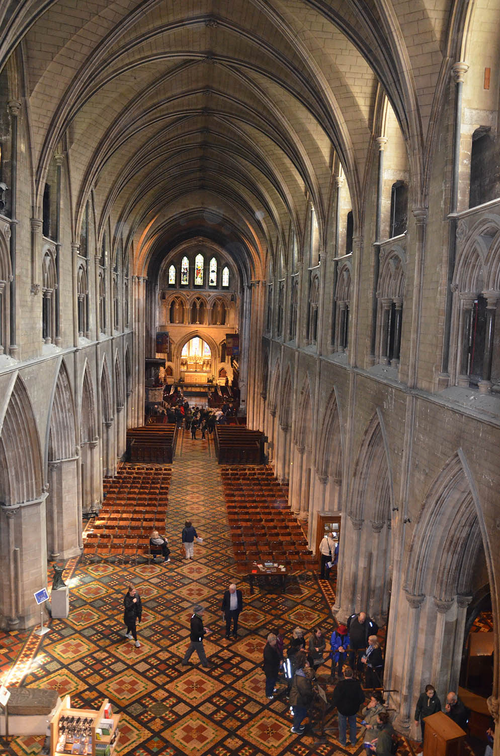 St. Patrick's Cathedral, Dublin - Roof Replacement