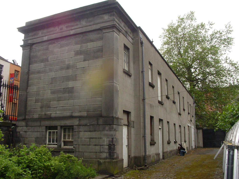 Refurbishment of the Arts Building, Trinity College