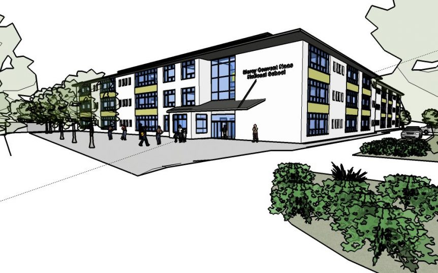 Mercy Convent Primary School, Naas