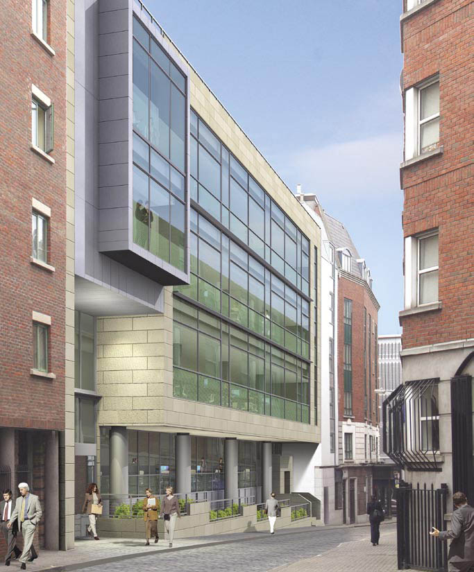 Digges Lane Office Development