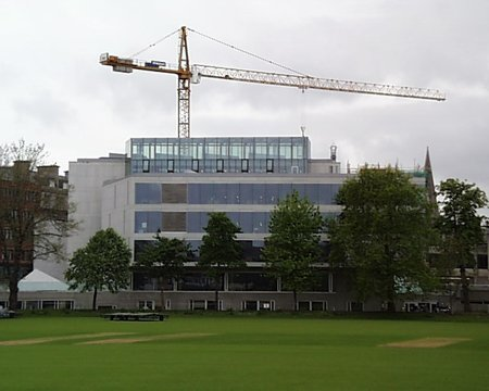 Ussher Library, Trinity College