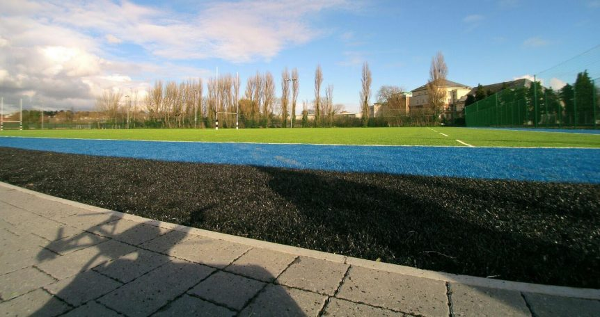 Belvedere College - Sports pitch